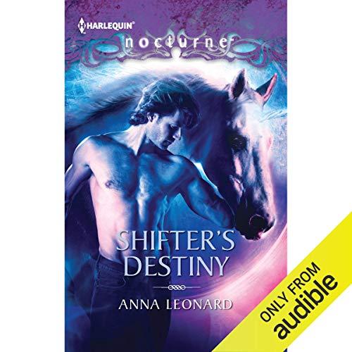 Shifter's Destiny audiobook cover art