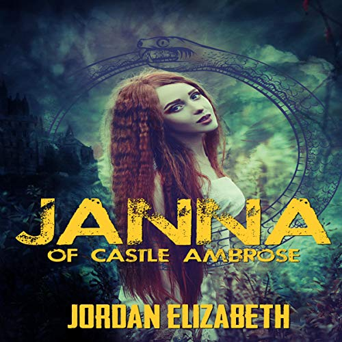 『Janna of Castle Ambrose』のカバーアート