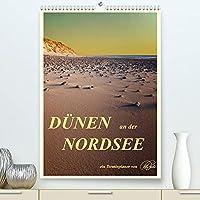Duenen an der Nordsee - Planer (Premium, hochwertiger DIN A2 Wandkalender 2022, Kunstdruck in Hochglanz): Folgen Sie dem Fotokuenstler in die Duenen der Nordseekueste (Planer, 14 Seiten )