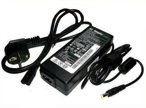 Notebook Laptop Netzteil Ladegerät Ladekabel Adapter 19V 3,42A 65W inkl. Stromkabel für FUJITSU SIEMENS Amilo A3667G K7610 L7310 L7310G L7310GW L7310W M7400 PRO V2010 PRO V2030 PRO V2035 PRO V2040