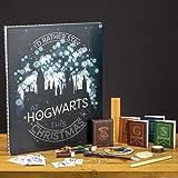 Paladone Harry Potter Calendrier de l'Avent 24 Portes 2019 – Plein de Cadeaux et de Surprises de Poudlard – pour Les Enfants et Les Fans de Tout âge – Réveillez-Vous Chaque Matin en Un Peu de Magie