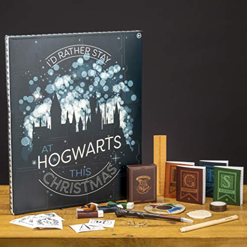 Paladone Harry Potter 2019 Advent Calendar Sammlerstück, Hogwarts