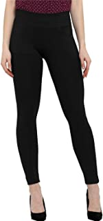 ADBUCKS Ryan Cotton High Waist Tummy Tucker Soft Comfortable Jegging 4 Way Strech Tights & Leggings Best for Yoga, Gym and Active Sports Fitness