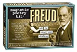 Magnetic Poetry - Freud Kit - Words for Refrigerator - Write Poems and Letters on The Fridge - Made in The USA