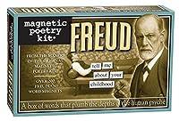 Freud Fridge Magnet Poetry Set - Psychoanalysis Fridge Poetry