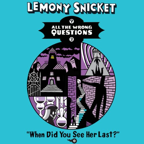 When Did You See Her Last? cover art