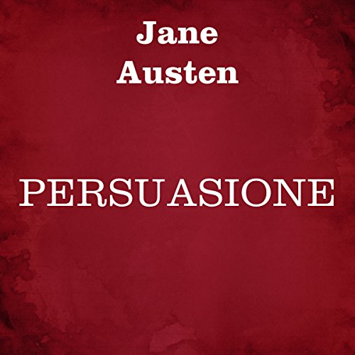 Persuasione audiobook cover art