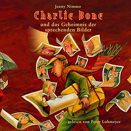 Charlie Bone und das Geheimnis der sprechenden Bilder cover art