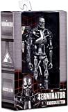 E FLY Terminator Action Figure T-800 Endoskeleton 7Inch Figures