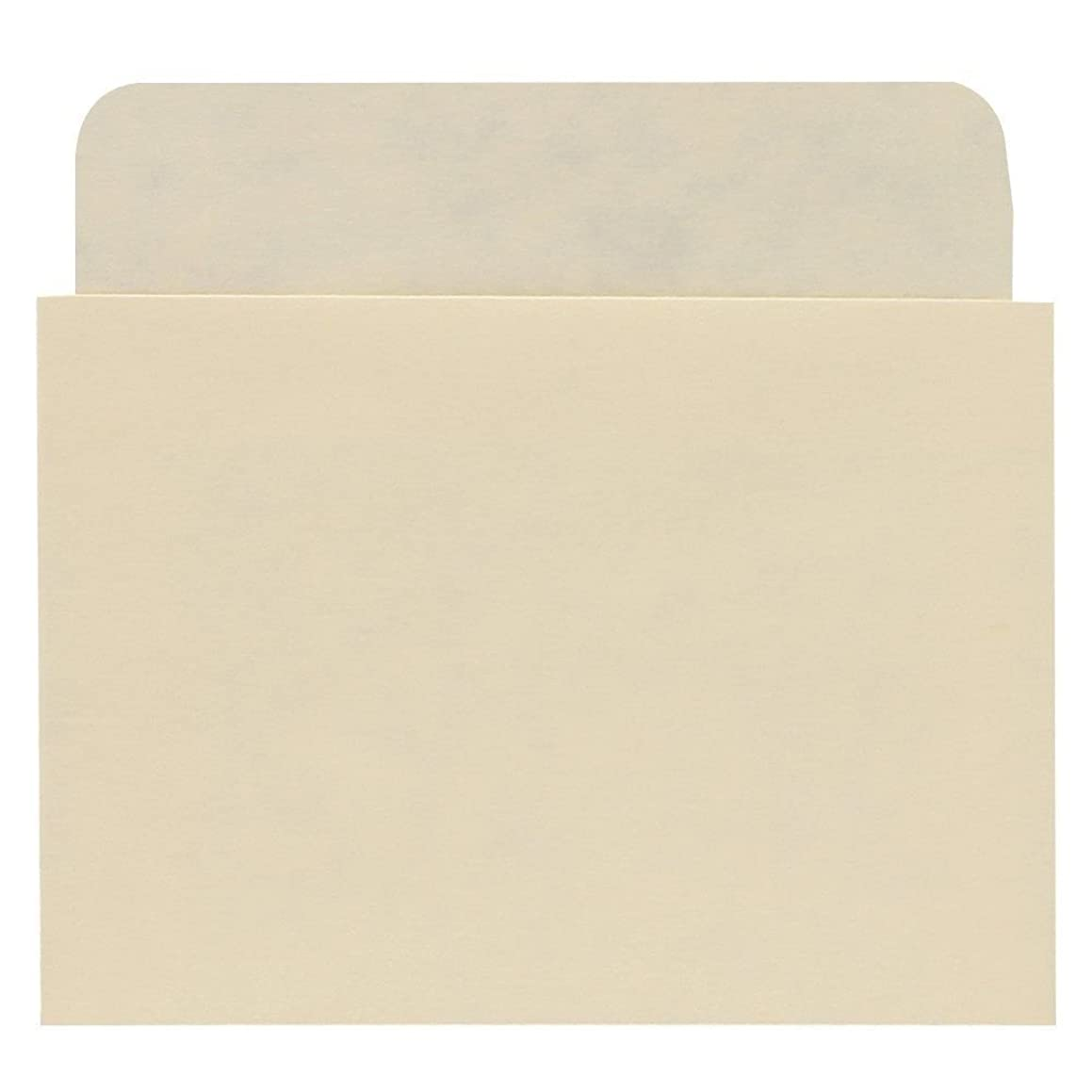 Hygloss Products Manila Library Pockets – Pocket Envelopes Made in the USA – 3 x 3.5 Inches, 500 Pack
