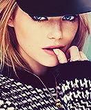Target Poster von Emma Stone, goldenes Herz,