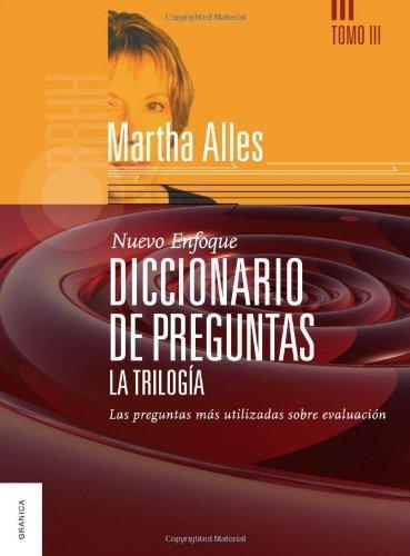 Diccionario de Preguntas. La Trilogía. Tomo 3 (Spanish Edition)