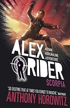 Scorpia (Alex Rider Book 5) by [Anthony Horowitz]