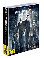 パーソン・オブ・インタレスト<フォース>セット1(6枚組) [DVD]