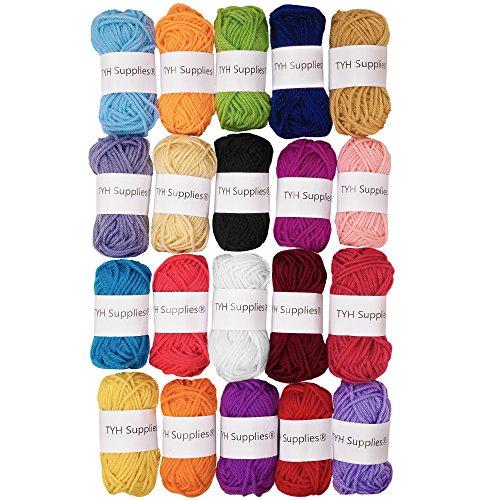 crocheting supplies - 2