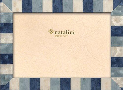 Natalini Blu 20 B 10X15, Legno Tulipier, 10 X 15 X 1,5