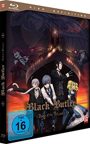 Black Butler: Book of the Atlantic - [Blu-ray]