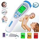 Amazon.com: vataz médico frente termómetro sin contacto por ...