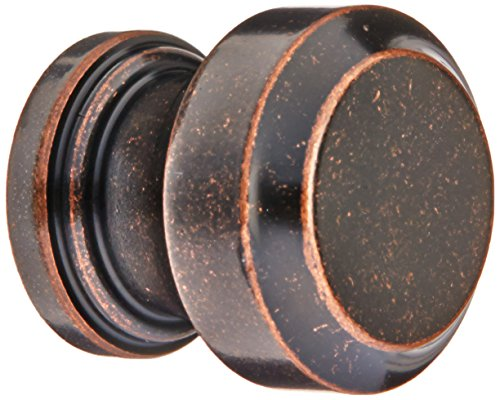Moen YB8205ORB Rothbury Cabinet Knob and Drawer Pull (1-Pack), Oil Rubbed Bronze