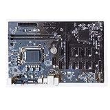 Neueste ETH B250 BTC Mining Motherboard, Unterstützung 12 GPU Mining Motherboard LGA1151 Unterstützung DDR3 DDR4 1333 1600 CPU
