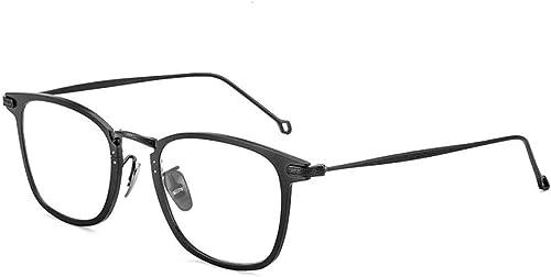 YMTP Brillen Optisches Gesch s Titanbrillen Rahmen Für M er Eyewear Volle Rand Gl r