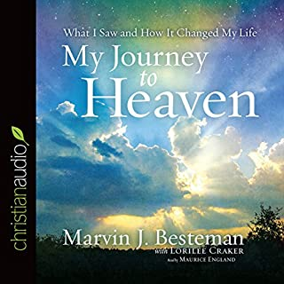 My Journey to Heaven audiobook cover art