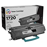 LD Remanufactured Replacement for Dell Color Laser 1720 310-8707 GR332 (Black)