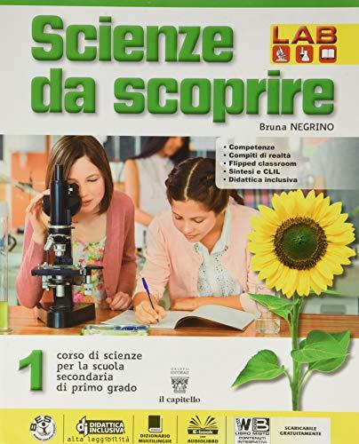 Eco scienze da scoprire. Con Compiti di realtà. Per la Scuola media. Con e-book. Con espansione online (Vol. 1)