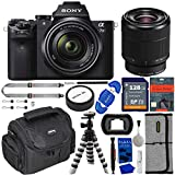 Sony a7 II Full-Frame Mirrorless Camera Bundle with 28-70mm Lens, 128GB SDXC...