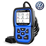 NEXAS Professional Automotive OBD2 Scanner Code Reader for VW Audi Skoda Seat,5600 Multi-Systems Diagnostic Scan Tool...