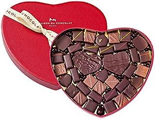 メゾンデュショコラ LA MAISON DU CHOCOLAT ハートギフトボックス S2 38粒入り メゾンデュショコラ チョコレート バレンタイン バレンタインデー ホワイトデー 贈答 ギフト