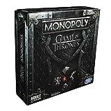 MONOPOLY E3278102 Juego de Tronos, Multicolor