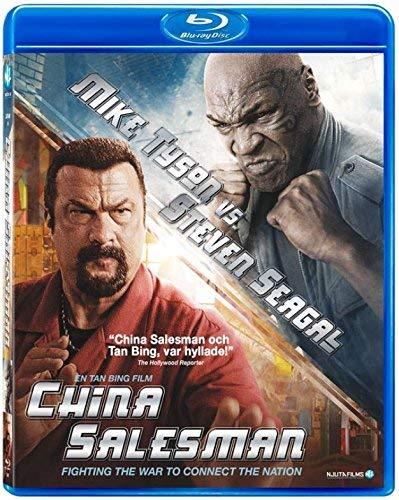 China Salesman (Steven Seagal, Mike Tyson) (Blu-ray B) (2017)
