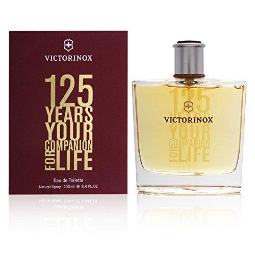 Swiss Army 125 Years Your Companion For Life de Victorinox Eau de Toilette Vaporisateur 100ml