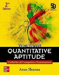 Teach Yourself Quantitative Aptitude by McGraw Hill