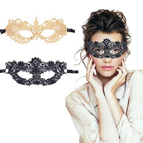 2 Pack Women TreatMe Masquerade Masks Now $5.94