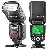K&F Concept i-TTL Blitz Nikon Blitzgerät Blitzlicht Speedlite für Nikon