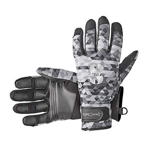 Scubapro Tropic Glove 1.5 mm - Graphite - 2XL