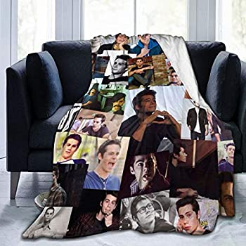 Yoguce Dylan Ultra-Soft Blanket O Brien for Children/Adults/Parents/Grandparents Xmas Birthday Gift 50x40 Inch