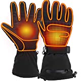 2020 Latest Electric Heated Gloves with Rechargeable...