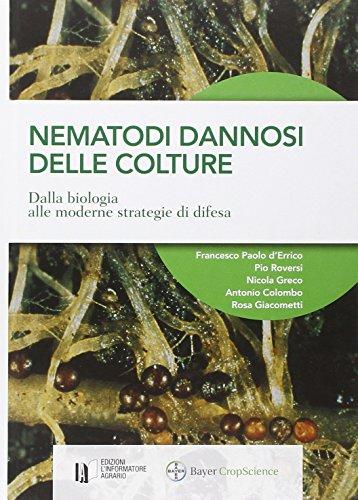 Nematodi dannosi delle colture. Dalla biologia alle moderne strategie di difesa