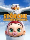Storche - Abenteuer Im Anflug [dt./OV]