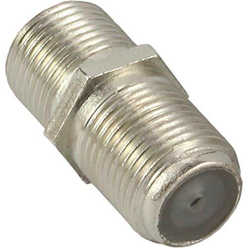 InLine SAT F-Verbinder (Doppelbuchse, F-Kupplung)