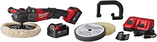 Milwaukee Electric Tools 2738-22P M18 Fuel 7 Invariable Speed Polisher Kit w/Pads