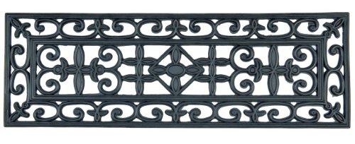 Floordirekt Relief Gummimatten - verschiedene Größen, einzeln oder im Set (5er Vorteilspack, 25x65 cm)