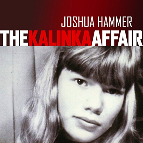 The Kalinka Affair audiobook cover art