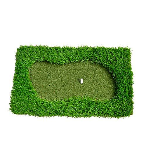 Amazing Deal RFJJAL Golf Mat Swing Practice Mat Indoor Mini Mat Indoor and Outdoor, 3865cm