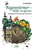 Regenwürmer-Helfer im Garten