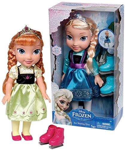 Giochi Preziosi Frozen Bambola C/Pattini 2 Ass