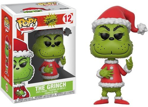 Funko Pop! 21745 - The Grinch Figura de vinilo in Santa